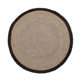 Covor SAMY 150cm gri/ negru