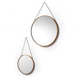 Set de 2 oglinzi de perete NIKO