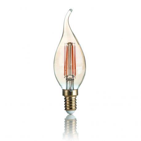 Bec LED VINTAGE E14 3.5W COLPO DI VENTO