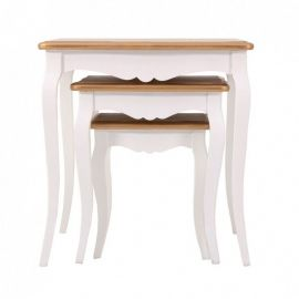 Set de 3 mese design elegant Selce