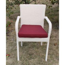 Set de 4 scaune din ratan TIV-BL