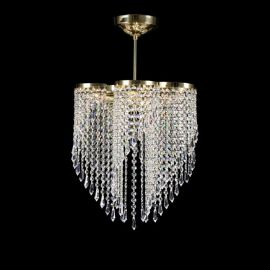 Lustra, Plafoniera Cristal Bohemia diametru 40cm - Cristal Bohemia - Plafoniere Cristal Bohemia