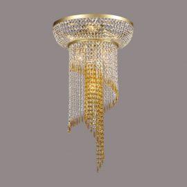 Plafoniera Cristal Bohemia diametru 40cm