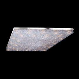 Plafoniera XL Cristal Bohemia 120x120cm