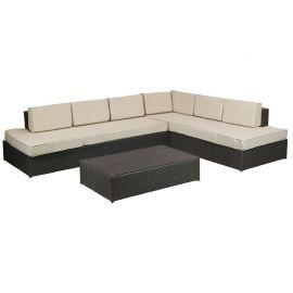 Set canapea cu masuta Ginny - Evambient SAP - Amenajari exterioare