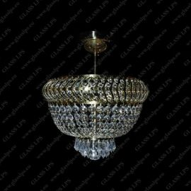 Lustra Cristal Bohemia diametru 35cm