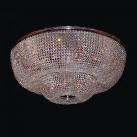 Plafoniera XL Cristal Bohemia diametru 120cm