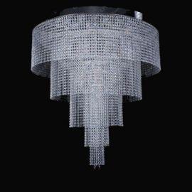 Plafoniera Cristal Bohemia 100cm, F 5 floor