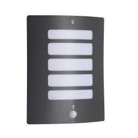 Aplica iluminat exterior cu senzor Todd gri inchis