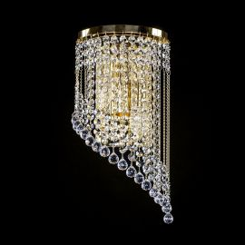 Aplica cristal Bohemia / Swarovski GWEN right