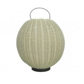 Lampa de podea exterior decorativa Arley I natural