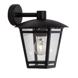 Aplica iluminat exterior Riley Down neagra