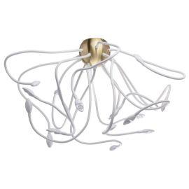 Lustra LED moderna Spider alba - Evambient MW - Lustre aplicate