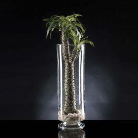 Aranjament floral ETERNITY CYLINDER CACTUS - Evambient VG - Aranjamente florale LUX