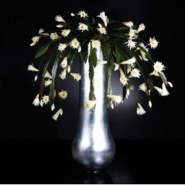 Aranjament floral DUBAI, argintiu 205cm - Evambient VG - Aranjamente florale LUX