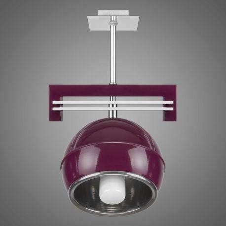 Lustra KULE, violet - Evambient KM - Lustre aplicate