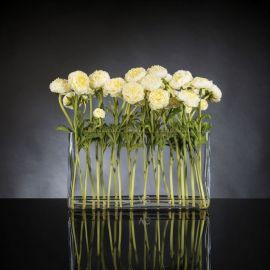 Aranjament floral deosebit, decoratiuni lux ideale pentru nunta sau botez, sala de evenimente, receptii si camere hotel