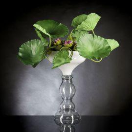 Aranjament floral deosebit, decoratiuni lux ideale pentru nunta sau botez, sala de evenimente, receptii, restaurant