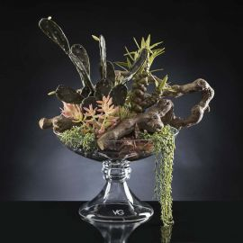 Aranjament floral elegant din plante exotice, EXOTIC ANGELICA