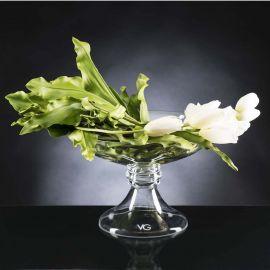 Aranjament floral elegant din lalele albe ANGELICA TULIP