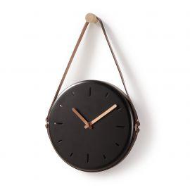 Ceas de perete WOLLY negru