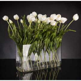 Aranjament floral DOUBLE TULIPIER