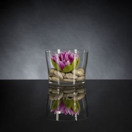 Aranjament floral ROMANTIC LOTUS FLOWER, violet