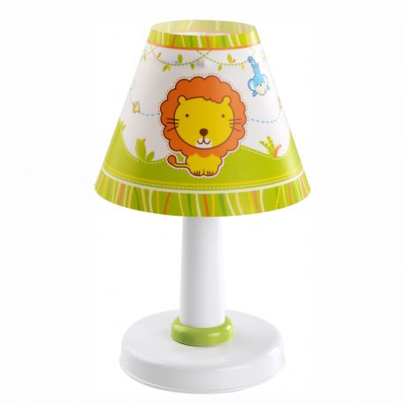 Veioza camera copii Little Zoo - Evambient DB - Articole pentru copii