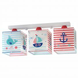 Lustra aplicata camera copii Petit Marin - Evambient DB - Articole pentru copii