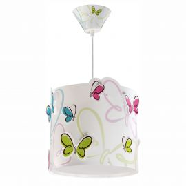 Lustra camera copii Butterfly