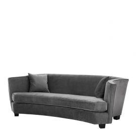 Canapea design lux Giulietta gri