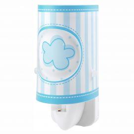 Lampa de veghe camera copii Sweet Light albastru - Evambient DB - Articole pentru copii