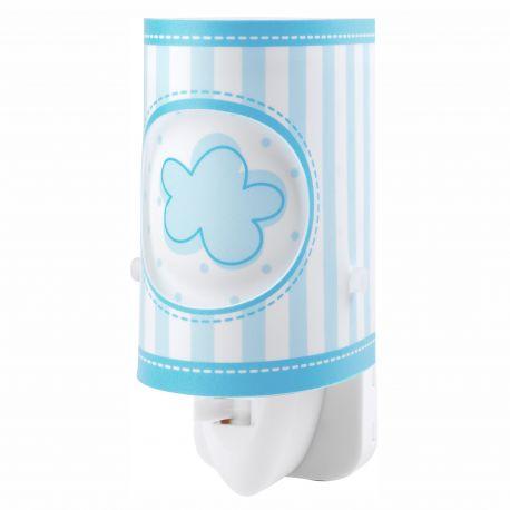 Lampa de veghe camera copii Sweet Light albastru