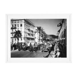 Tablou Grand Prix automobile de Nice, 1934