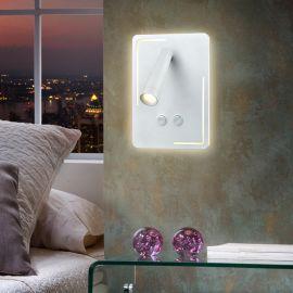 Aplica perete LED design modern Gael - Evambient SV - Aplice cu Spot