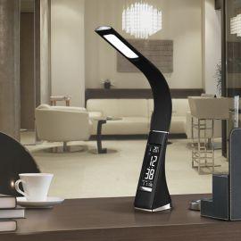 Veioza LED / Lampa de birou Alive neagra - Evambient SV - Lampi birou
