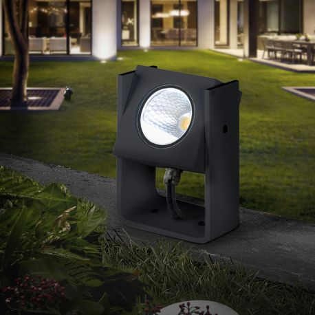 Tarus LED cu proiector iluminat exterior IP65 Gregal