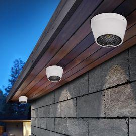 Plafoniera sau Tarus LED iluminat exterior IP65 Buran