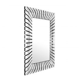 Oglinda LUX Granduca, argintiu