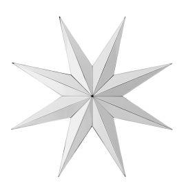 Oglinda Prisma