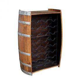 Raft pentru sticla de vin Cask 24