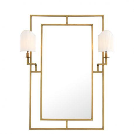 Oglinda cu iluminat Astaire - Eichholtz - Oglinzi