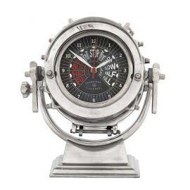 Ceas de masa design industrial Royal Master - Eichholtz - Decoratiuni perete