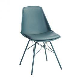 Set de 2 scaune design modern Karina verde
