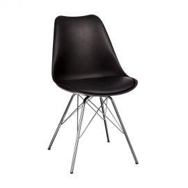 Set de 2 scaune design modern Lynsay