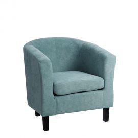 Fotoliu design modern Alek albastru - Evambient SX - Fotolii
