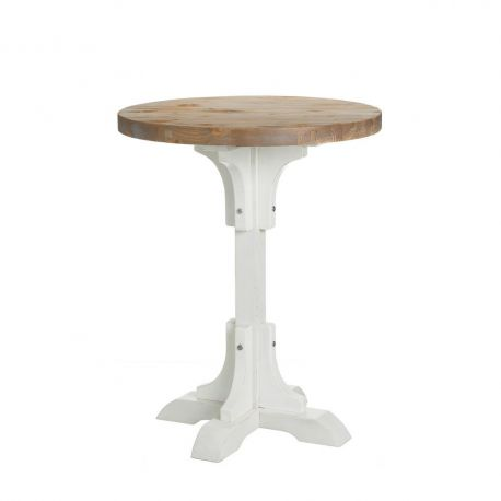 Masa auxiliara design vintage Tarver 60cm - Evambient SX - Mese dining