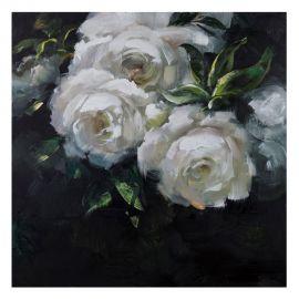 Tablou decorativ Trandafiri 100x100cm