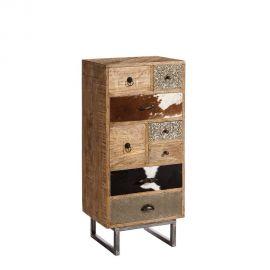 Dulapior cu sertare design industrial-vintage Berwick
