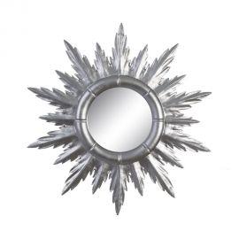 Oglinda de perete Allison 50cm, argintiu - Evambient SX - Oglinzi